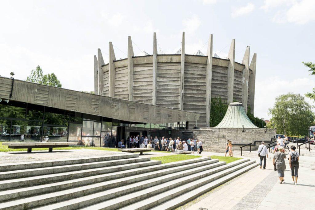 Wrocław na weekend: Panorama Racławicka